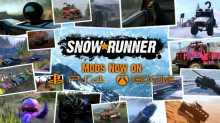 Консольные версии SnowRunner теперь поддерживают модификации