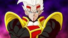В Dragon Ball FighterZ появится Super Baby 2