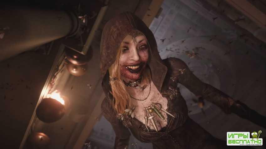 Шоу по Resident Evil Village: дата выхода, демо для PS5