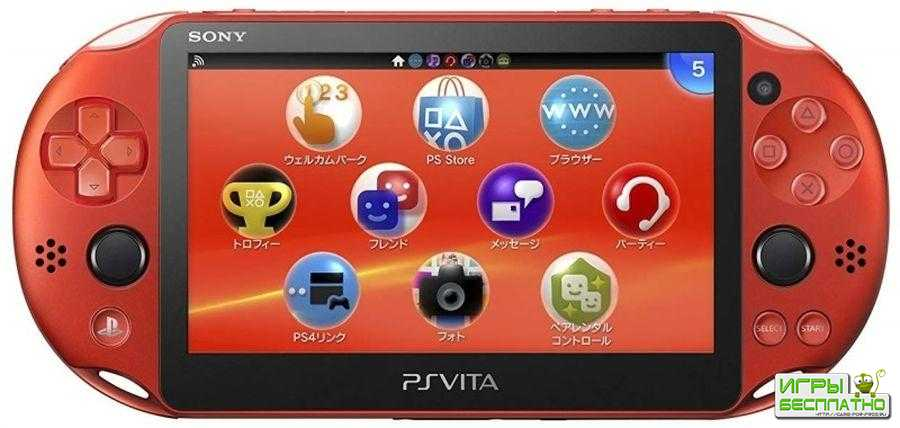 Sony разорилась новостями о PS Vita