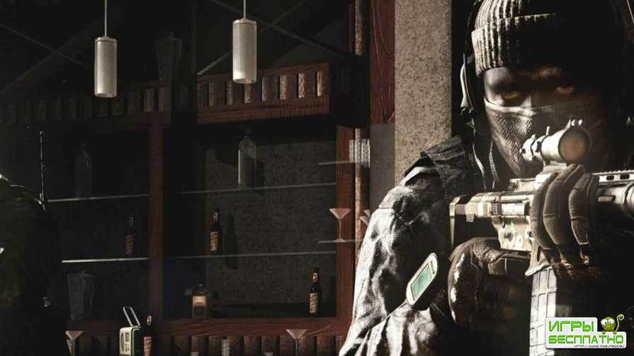 Sledgehammer Games создает новую часть Call of Duty