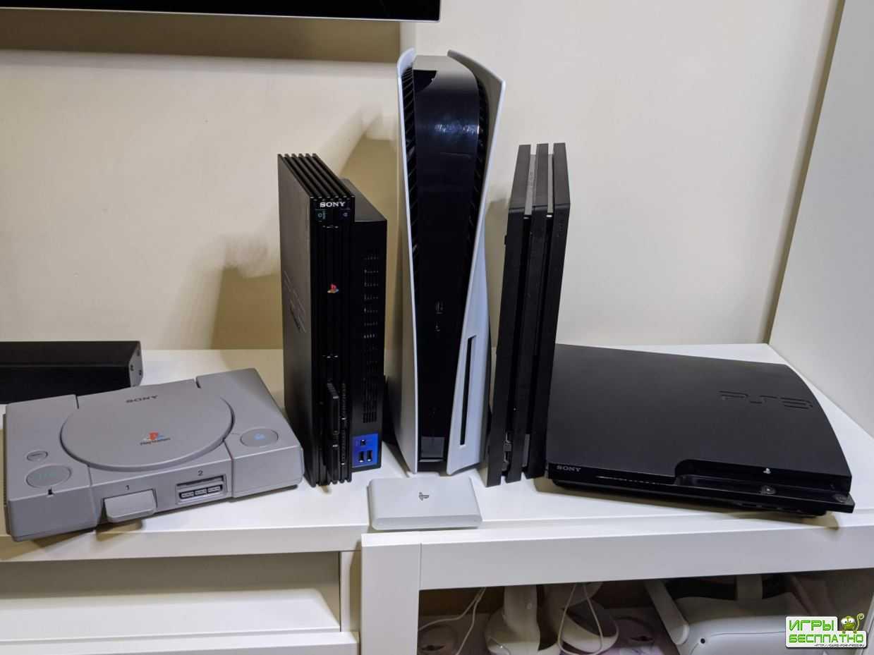 Консоли PlayStation стали лидерами продаж в России в 2020 году