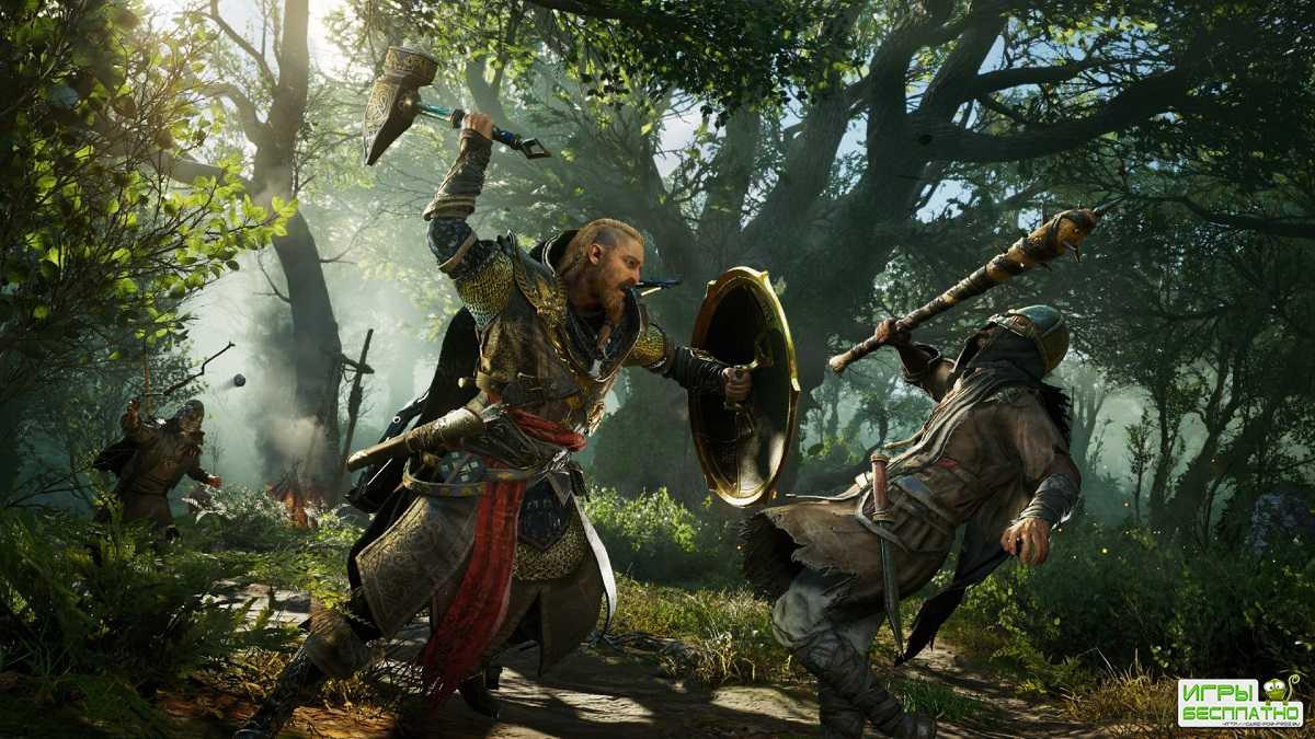 Assassin's Creed Valhalla сегодня обновится