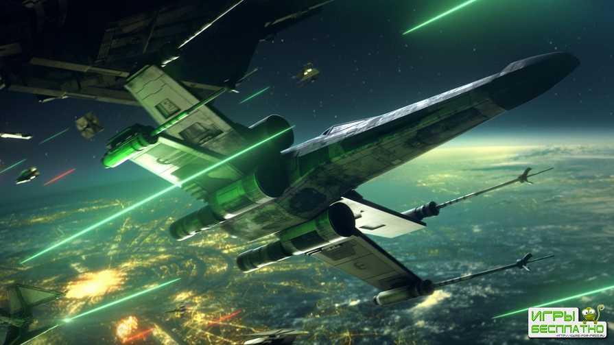 Star Wars: Squadrons спешит в EA Play