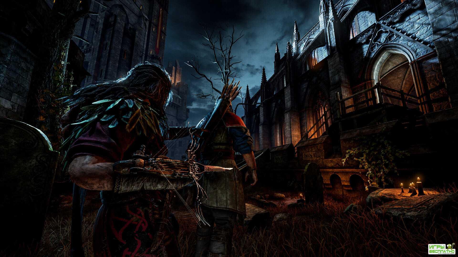 Демонстрация особенностей класса Рейнджер в игре Hood: Outlaws & Legends