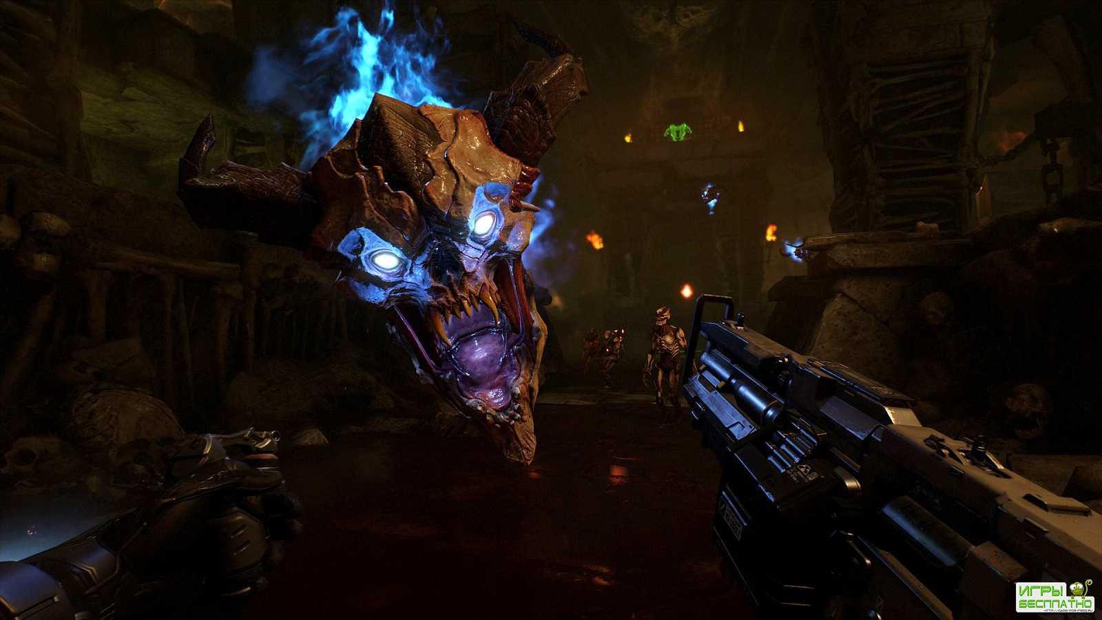 Для шлема PlayStation VR анонсировали адаптированную версию шутера Doom 3 VR