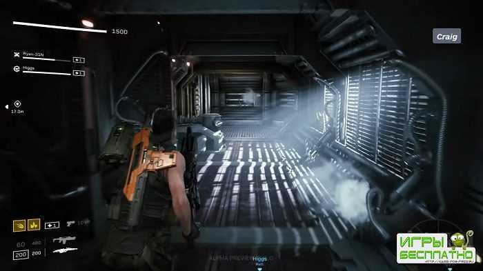 Издание IGN показало игровой процесс кооперативного шутера Aliens: Fireteam