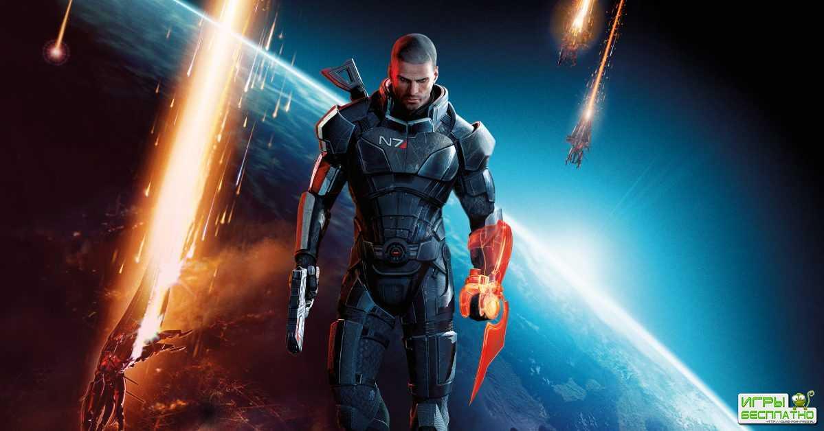 Почти 2000 убийств сделал Шепард в трилогии Mass Effect