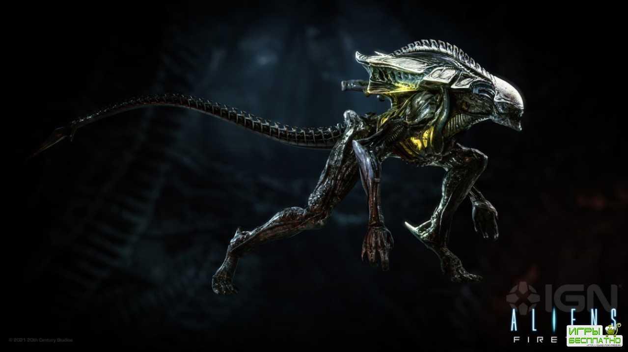 Разработчики Aliens: Fireteam показали разновидности ксеноморфов