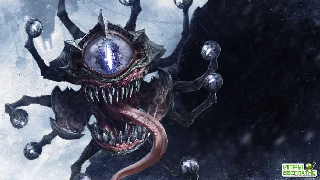 Демонстрация сражения с боссом в игре Dungeons & Dragons: Dark Alliance