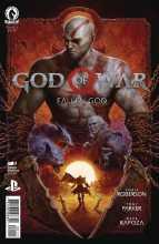10 марта выйдет первый номер комикса God of War: Fallen God