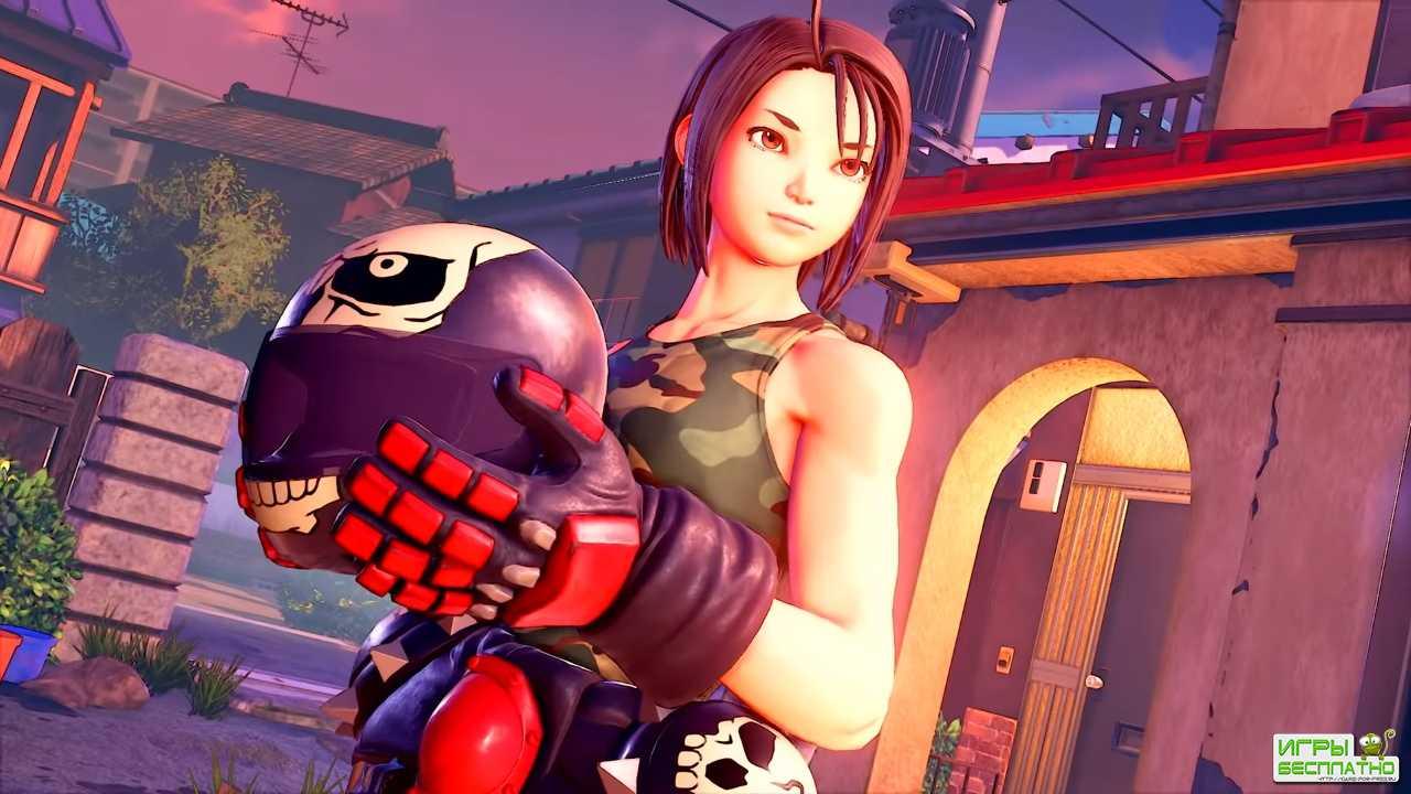 Компания Capcom продемонстрировала тизер героини Акиры Кадзамы