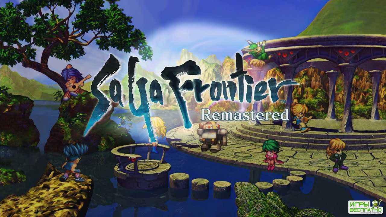 Ролик с демонстрацией игрового процесса ремастера SaGa Frontier
