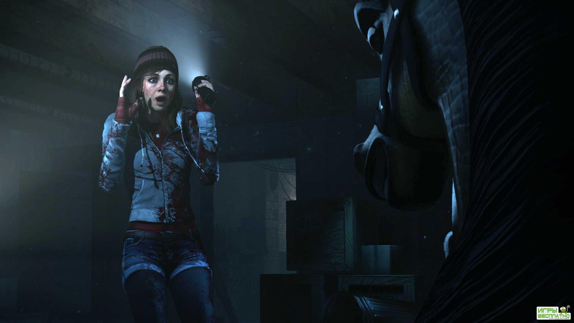 Создатели Until Dawn делают новую игру