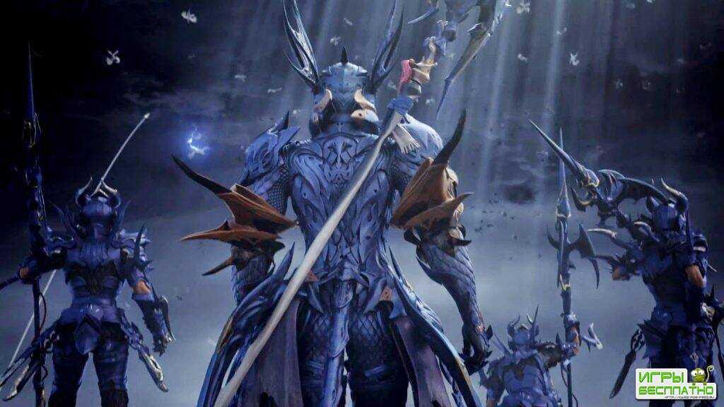 В многопользовательскую игру Final Fantasy XIV можно будет сыграть бесплатно