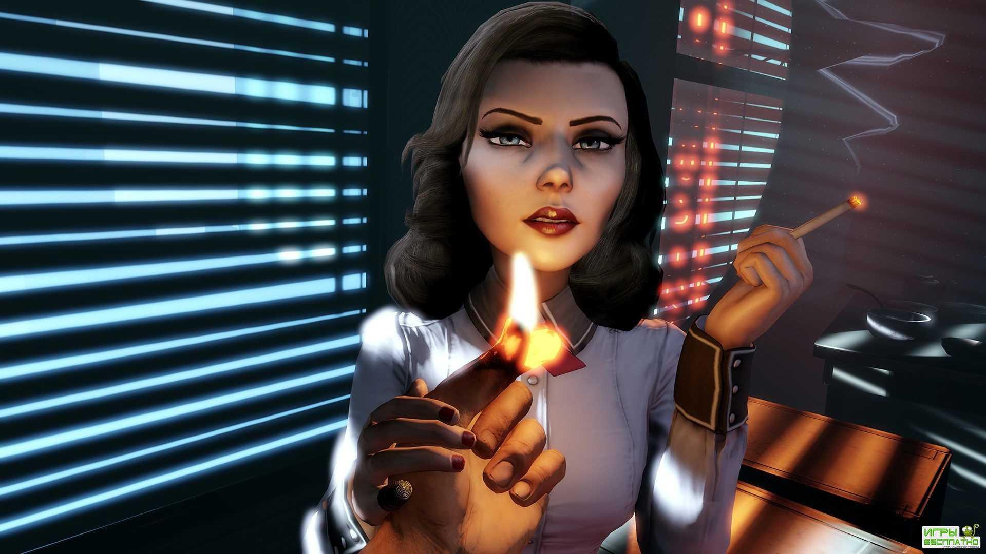 BioShock 4 будет игрой с открытым миром и городскими толпами - раскрыты новые детали игры