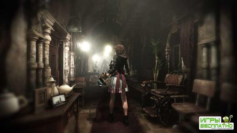 Демонстрация игрового процесса мистического хоррора Tormented Souls