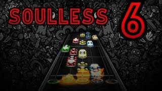 Пользователь CarnyJared первый прошел на 100% композицию Soulless 6 в Guitar Hero