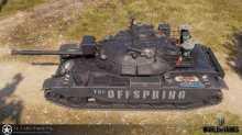 В World of Tanks добавили танк в стиле панк‑рока и экипаж The Offspring