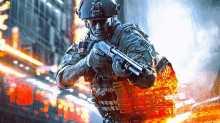Инсайдер поделился подробностями новой Battlefield