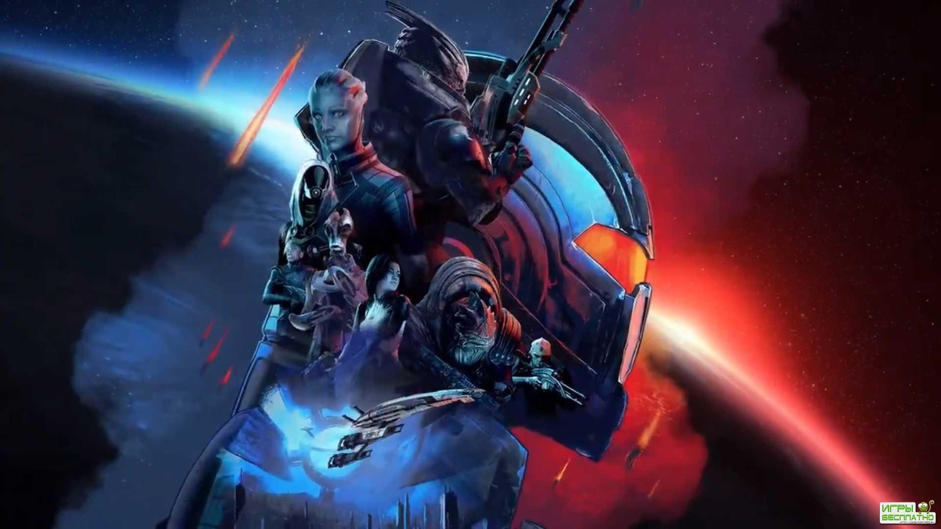 Mass Effect Legendary Edition оказалась более чем удачной
