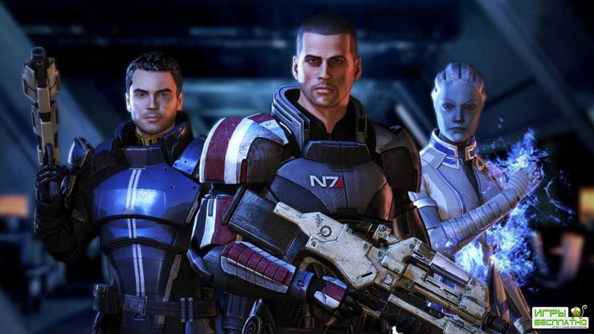42 минуты с демонстрацией игрового процесса переиздания Mass Effect Legendary Edition