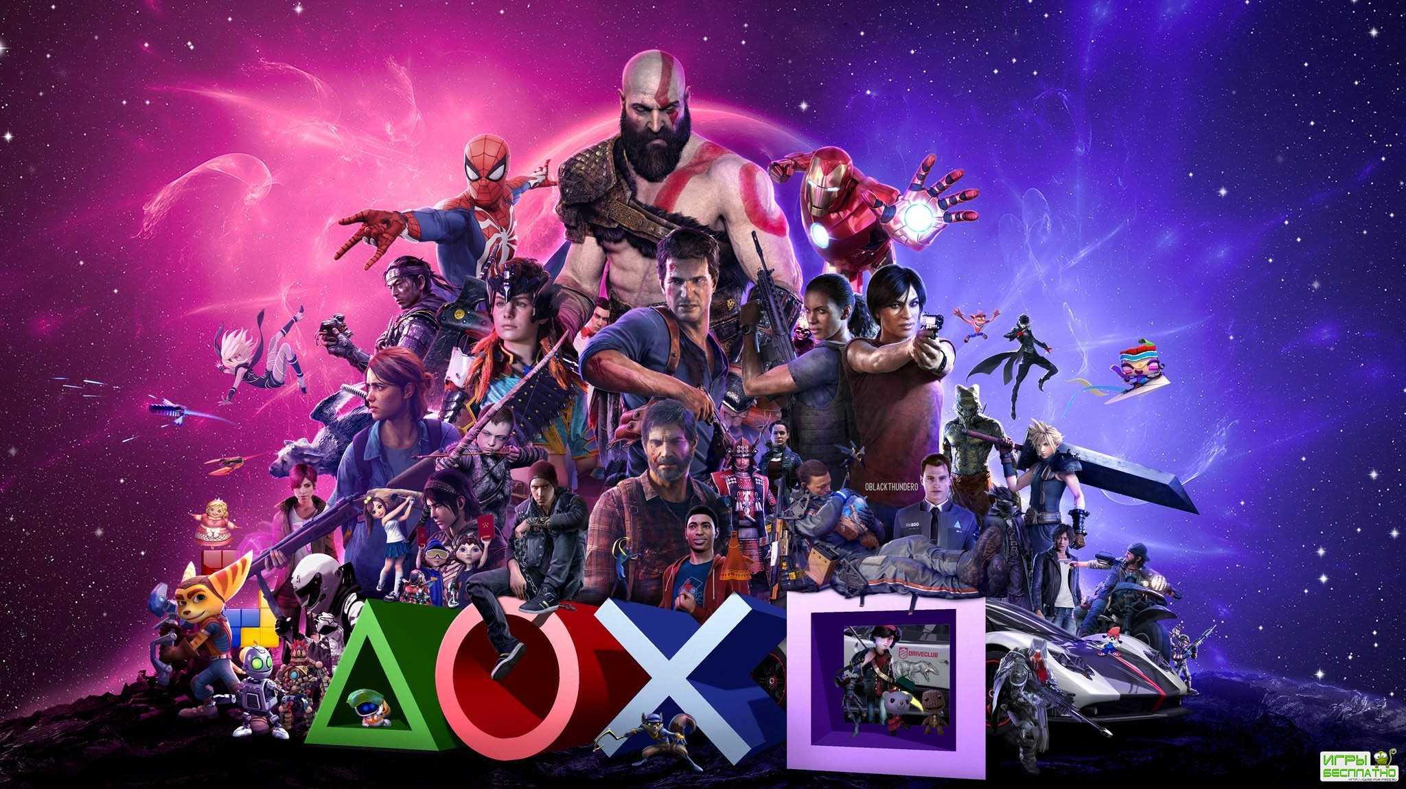 В будущем грядет целая куча игр от сторонних разработчиков для PlayStation