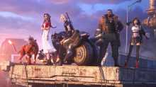 Netflix выпустит аниме по Final Fantasy VII Remake