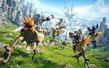 Final Fantasy XIV для PlayStation 5 выйдет уже 25 мая