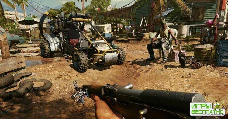 Журналисты показали 9 минут геймплея Far Cry 6