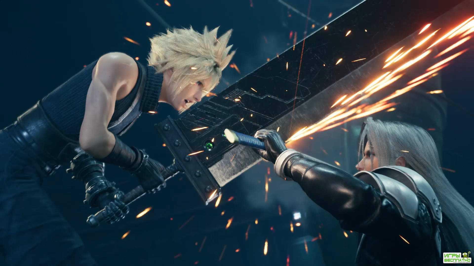 Final Fantasy VII Remake для PS4 получила новый патч перед выходом игры на  ...