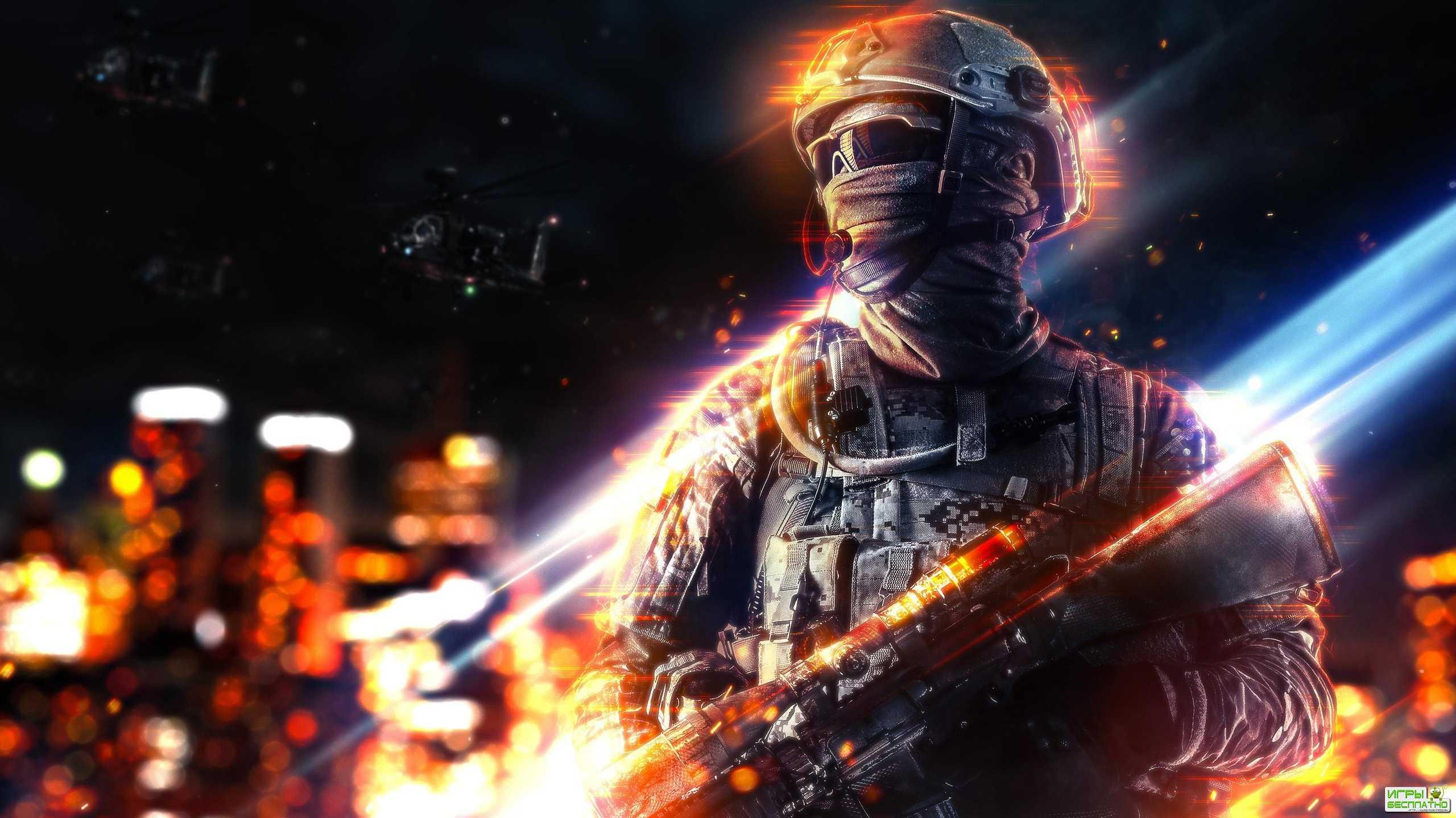 Новая Battlefield получит подзаголовок «2042»