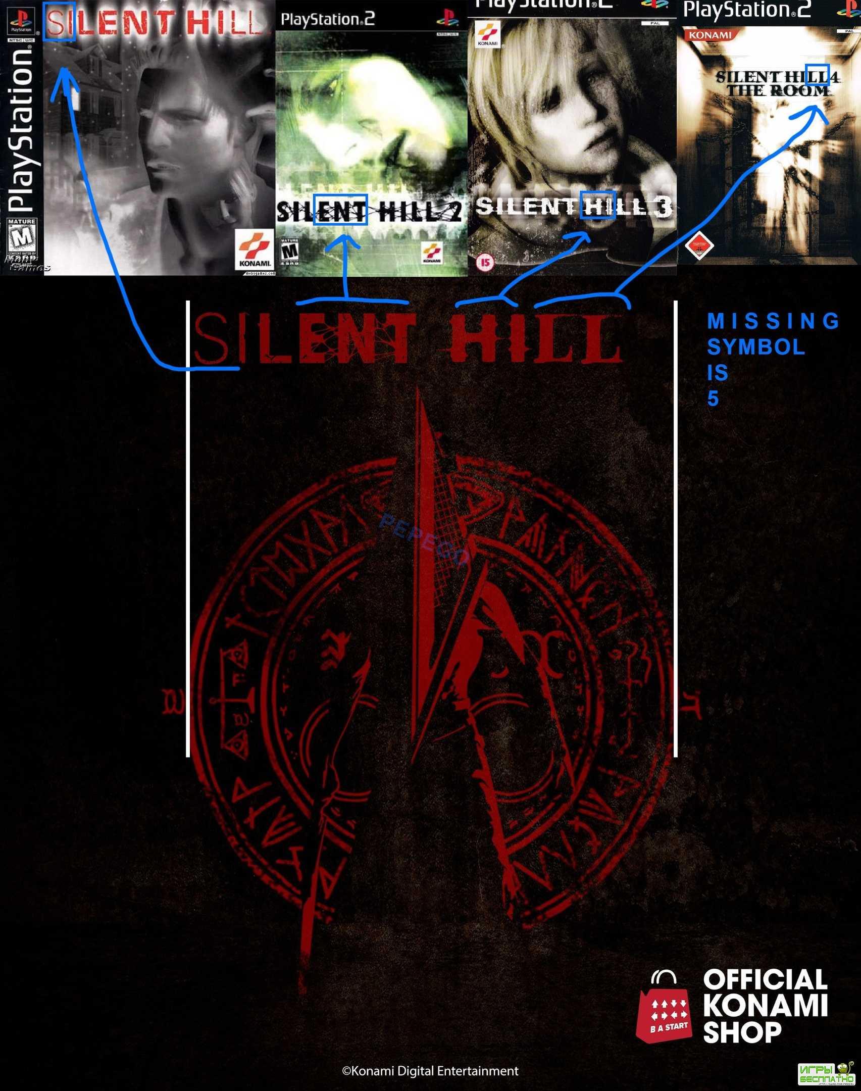 Konami опубликовала в Twitter загадочный тизер Silent Hill
