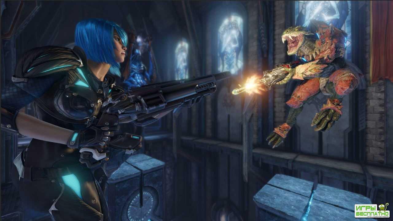 id Software перезапустит Quake с женщиной в главной роли