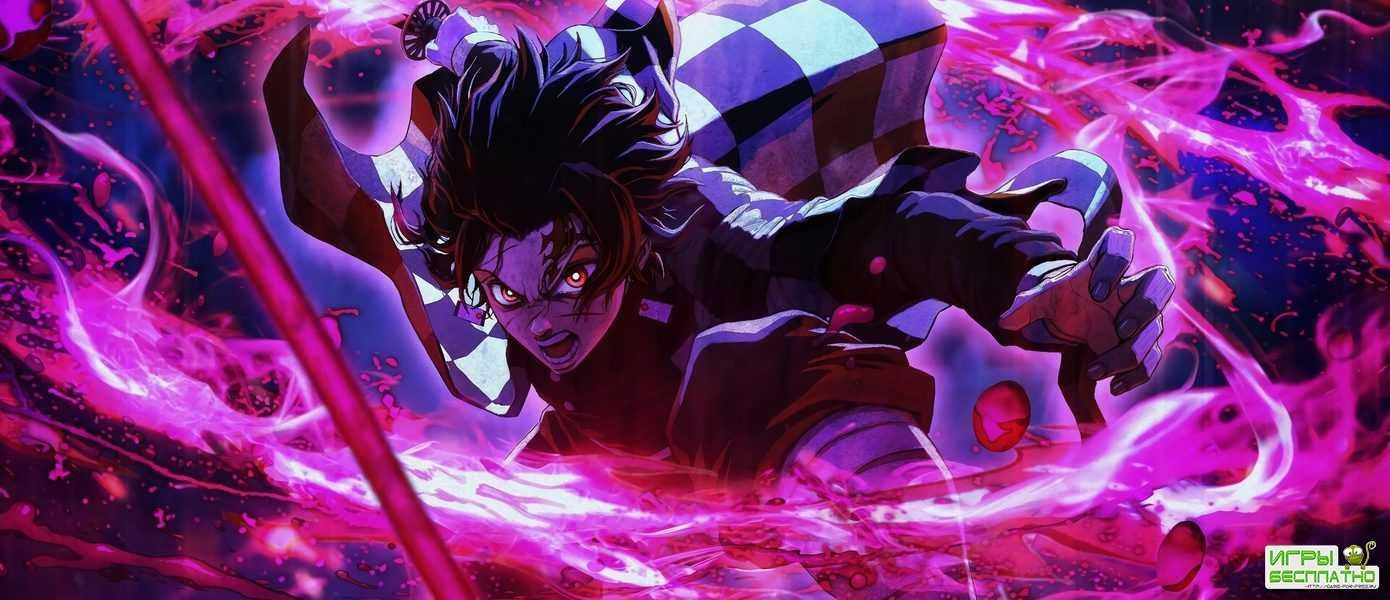 Новый трейлер экшена Demon Slayer: The Hinokami Chronicles