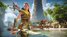 Экшен Horizon Forbidden West получит режим игры с поддержкой 60 FPS на PlayStation 5