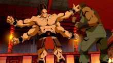 Летом выйдет новый мультфильм по мотивам Mortal Kombat