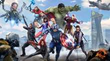 В Marvel's Avengers появится возможность собирать команды с одинаковыми героями