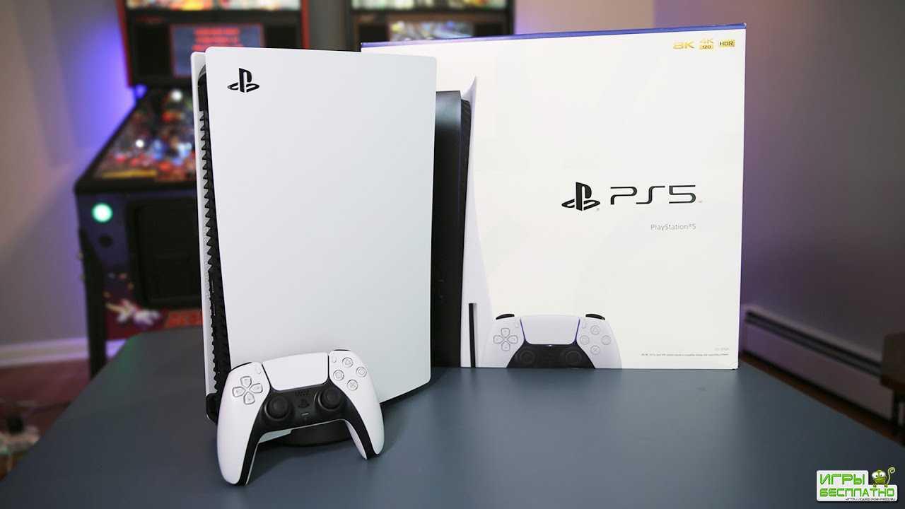 PlayStation 5 стала самой продаваемой консолью 2021 года в Британии