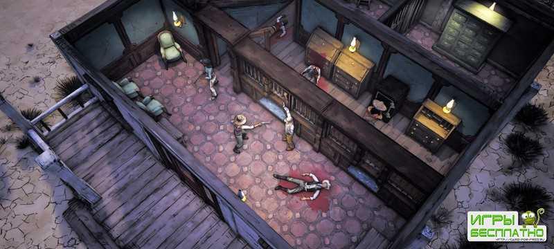 Компания Devolver Digital представила ролевую игру Weird West