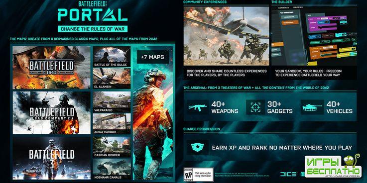 В Сети раньше времени появилась информация о режиме из Battlefield 2042 с к ...