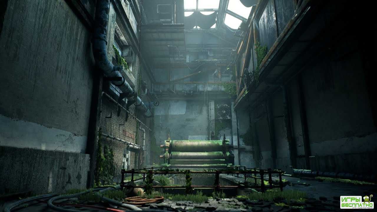 Художник показал локацию, вдохновленную The Last of Us 2, на движке UE 5