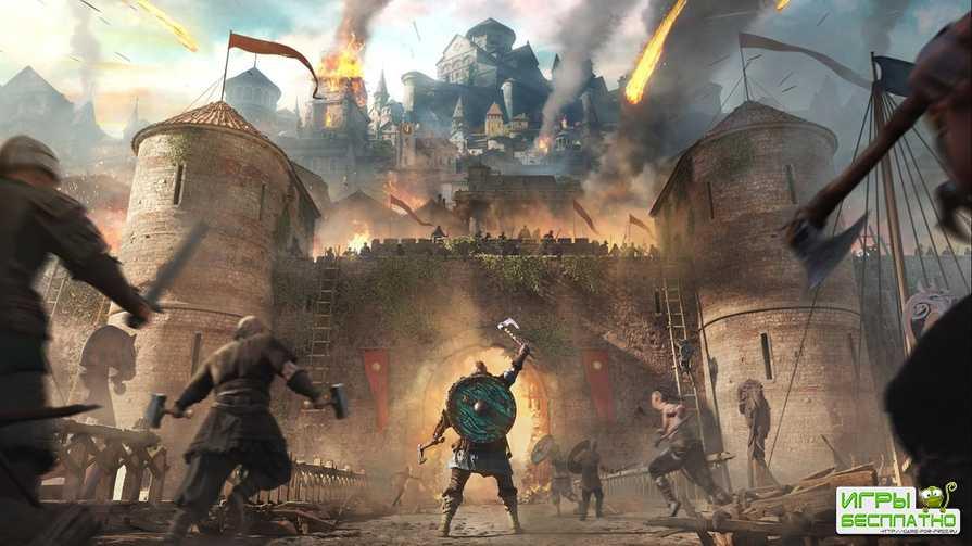 Стала известна дата выхода DLC «Осада Парижа» для Assassin's Creed Valhall ...