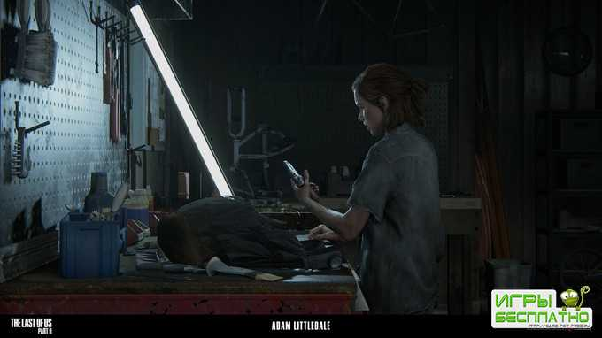 Дизайн Шаркунов в прототипе The Last of Us: Part II был весьма комичным