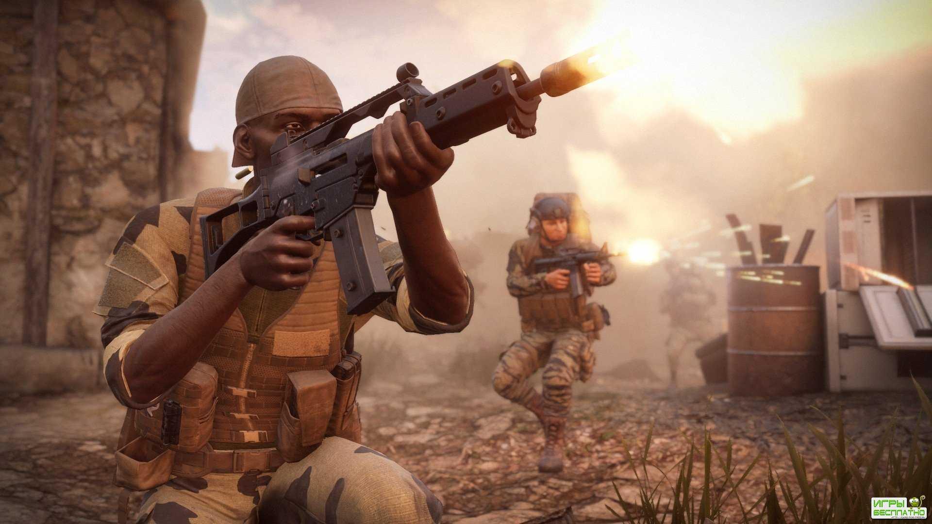 Военный шутер Insurgency: Sandstorm выйдет 29 сентября на PlayStation 4 и X ...