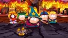 Новую игру по «Южному парку» выпустит собственная студия авторов мультсериала