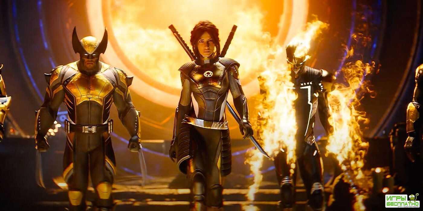 Вышел геймплейный трейлер Marvel's Midnight Suns