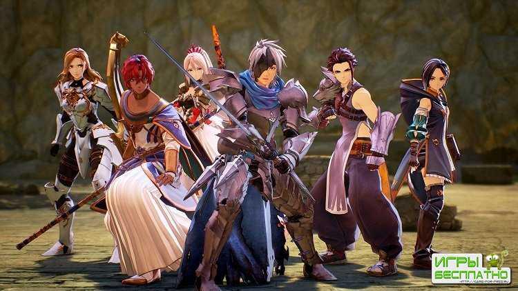 Компания Bandai Namco выпустила русскоязычный трейлер ролевой игры Tales of Arise