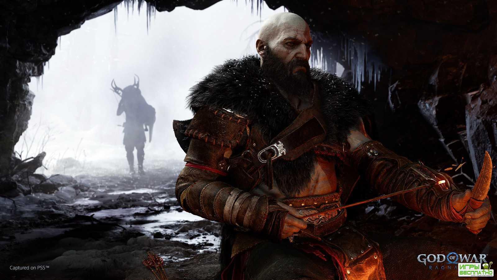 Обучающиеся враги и вертикальный геймплей — детали God of War Ragnarok