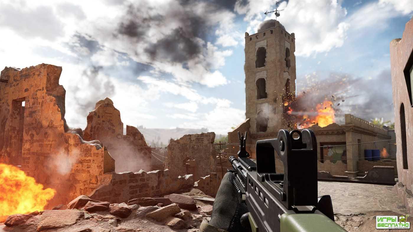 Новый трейлер консольной версии шутера Insurgency: Sandstorm